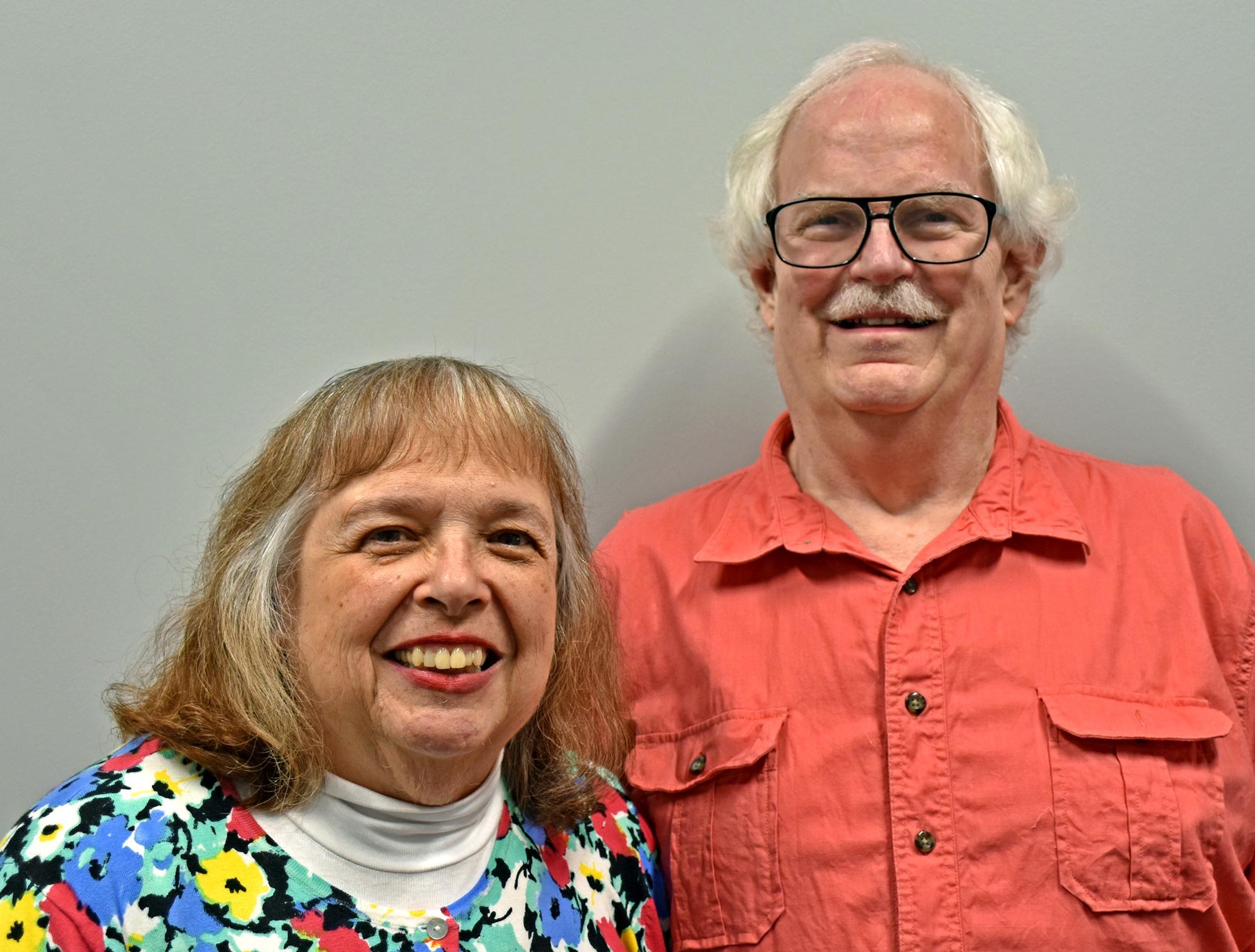 Judi & Mack Evans