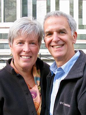 Karen and Stu Zanger
