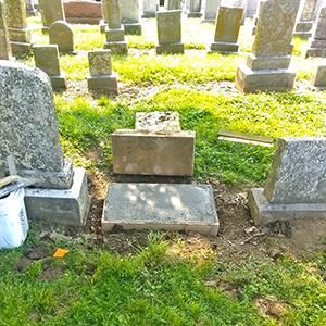 Monument Repair
