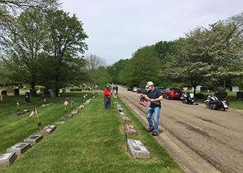 Marking Graves