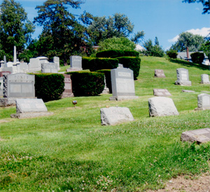 Image of Clifton Cemetery